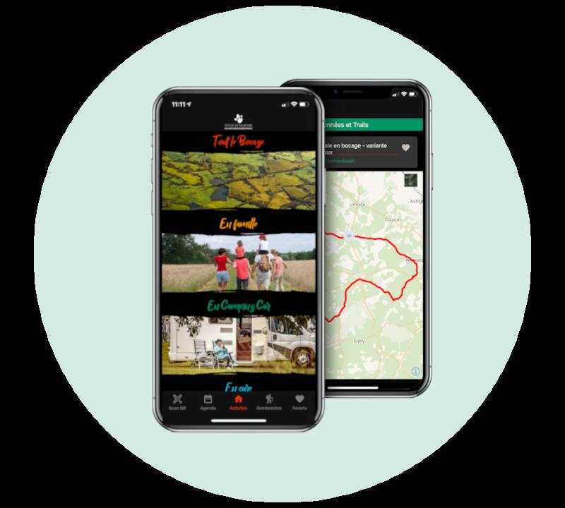 application Kalkin mobile